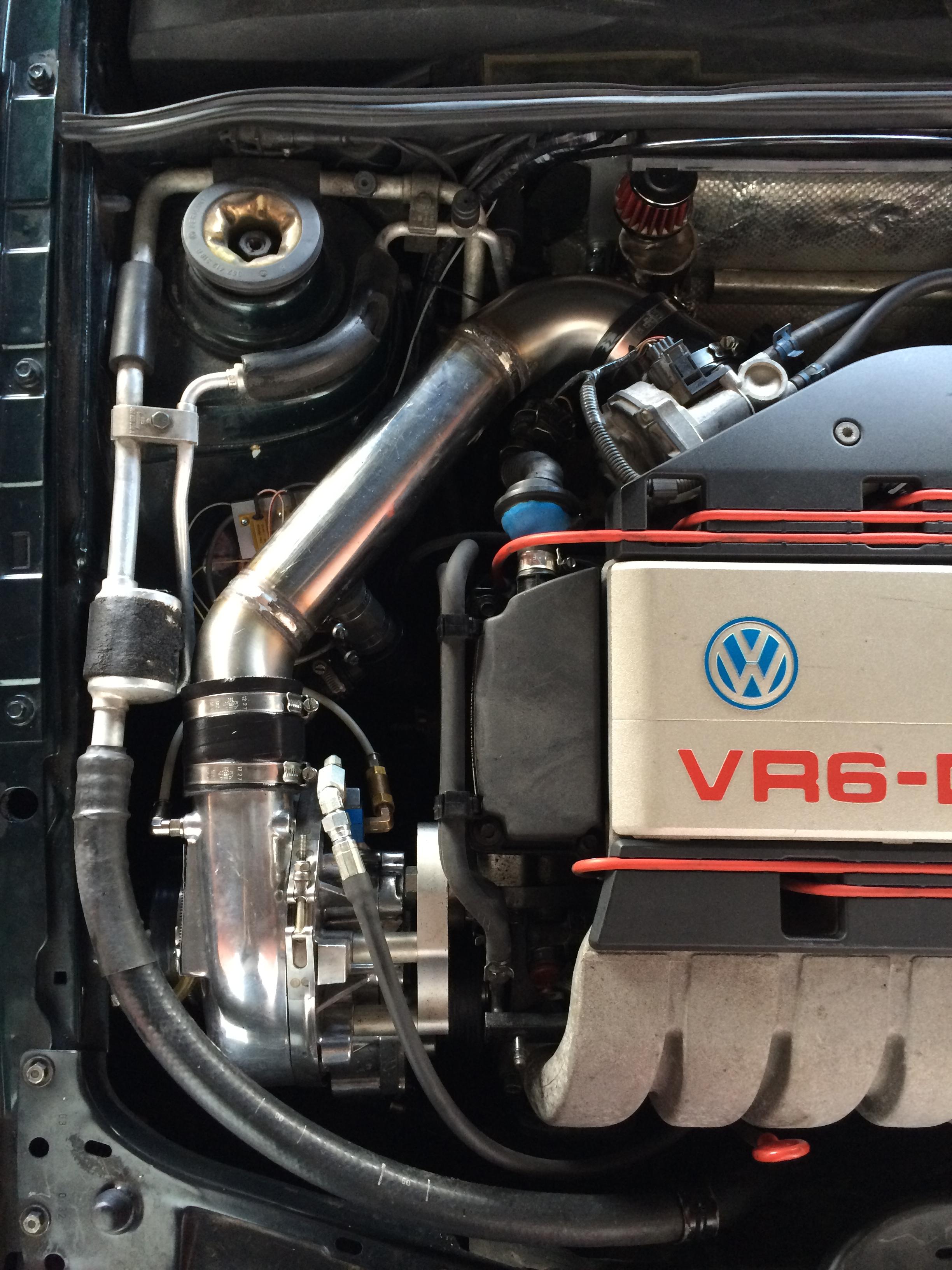 viva: Passat variant VR6s Kuva%204